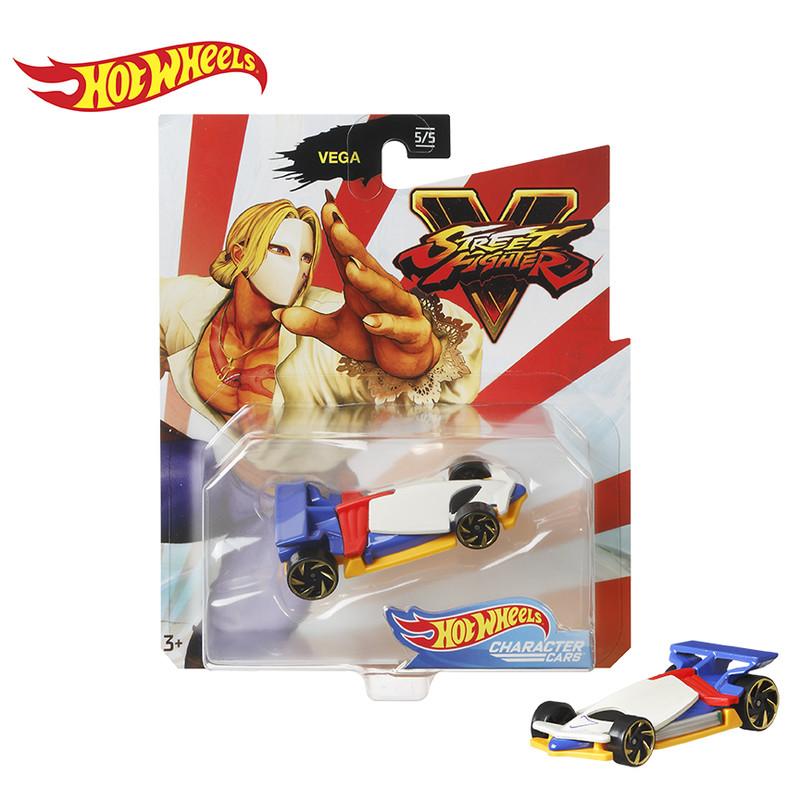 MATTEL - Hot Wheels Angličák Hrdinové Bojových Her, Mix Produktů