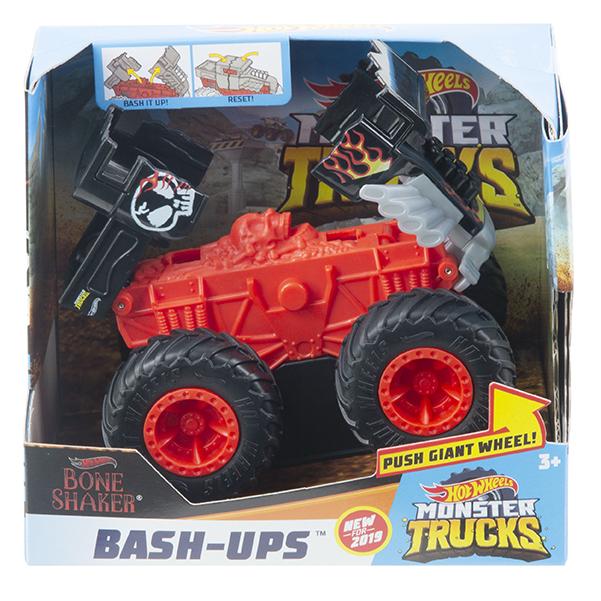 MATTEL - Hot Wheels Monster Trucks Velká Srážka, Mix Produktů