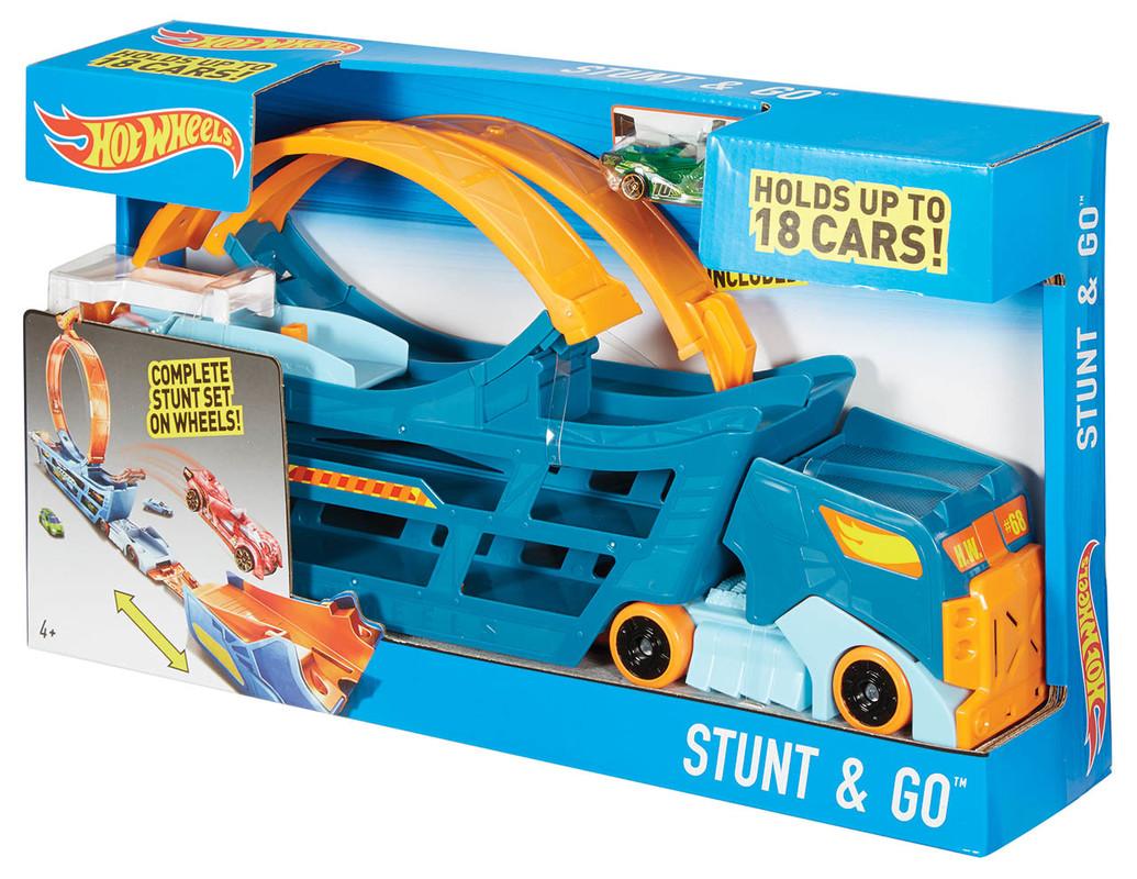 MATTEL - Hot Wheels Tahač A Pojízdná Dráha
