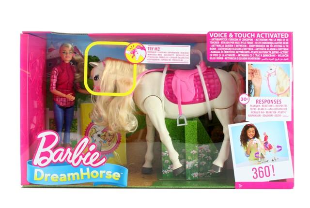 MATTEL - Kůň snů s Barbie
