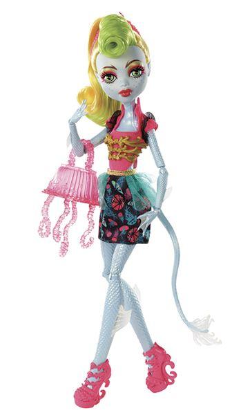 MATTEL - Monster High - Najednou Kříženci