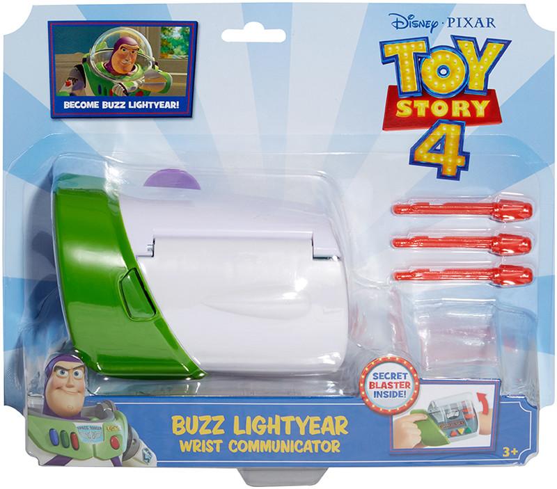 MATTEL - Toy Story 4: Příběh Hraček Buzzův Náramek