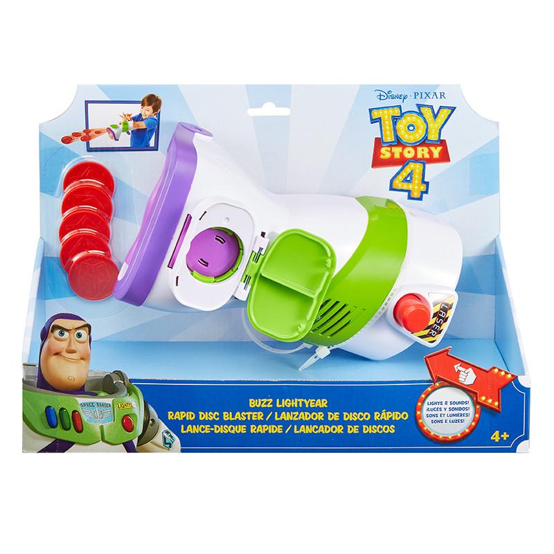 MATTEL - Toy Story 4: Příběh Hraček Buzzův Náramek Se Zvuky