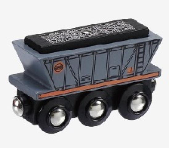 MAXIM - nákladní vagón s uhlím 508049