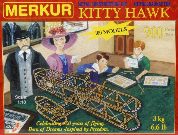MERKUR - Kitty Hawk