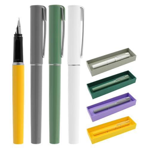 M&G - Pero bombičkové kovové, mix barev/v krabičce