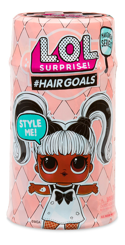 MGA - L.O.L. Surprise #Hairgoals - Mix, Sidekick