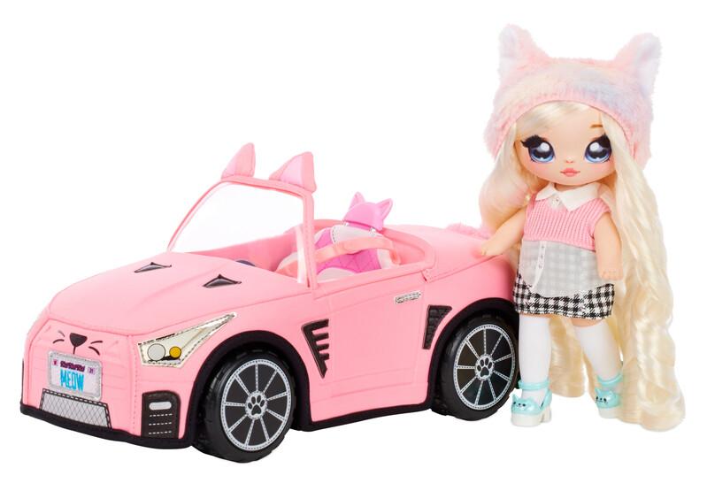 MGA - Na! Na! Na! Surprise Stylový kabriolet
