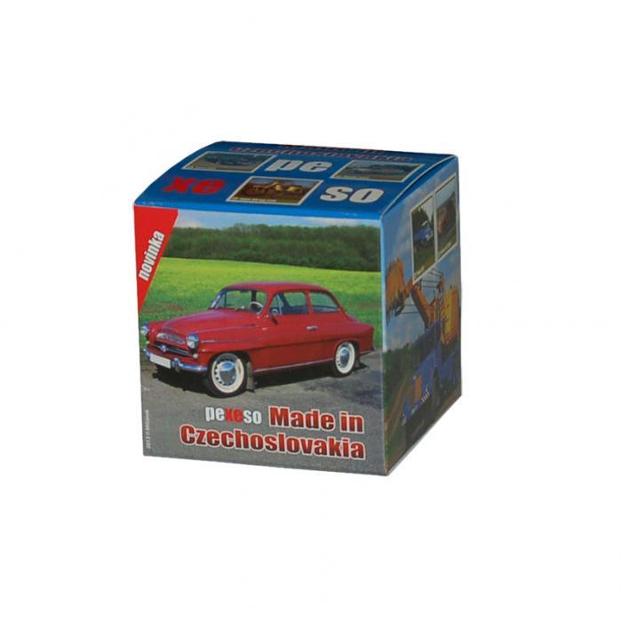 MIČÁNEK - Pexeso Made in Czechoslovakia v krabičce