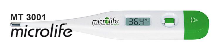 MICROLIFE - MT 3001 60-sekundový základní teploměr (limitovaná edice)