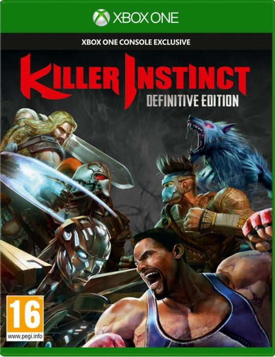 MICROSOFT - XONE Killer Instinct Definitive Edition