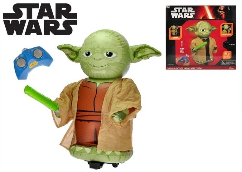 MIKRO - Star Wars RC Figurka Yoda