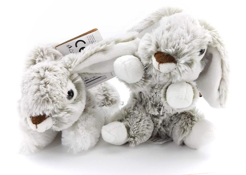 MIKRO TRADING - Plyšový zajíc 16cm