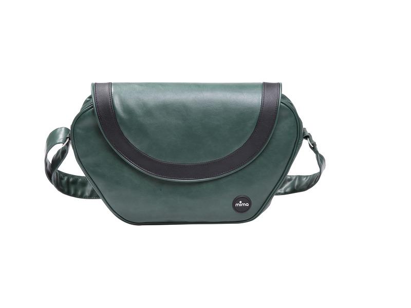MIMA - Přebalovací taška Trendy Flair British Green