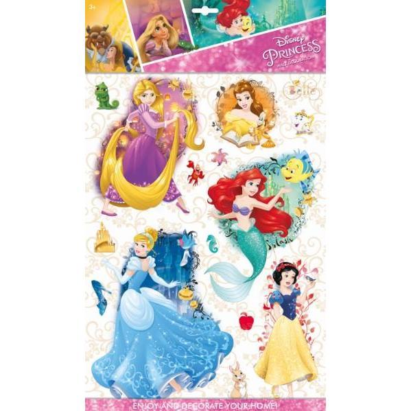 MODELS - Samolepky na zeď Princezny