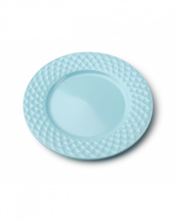 MONDEX - Talíř dezertní Diamond Blue 20,5