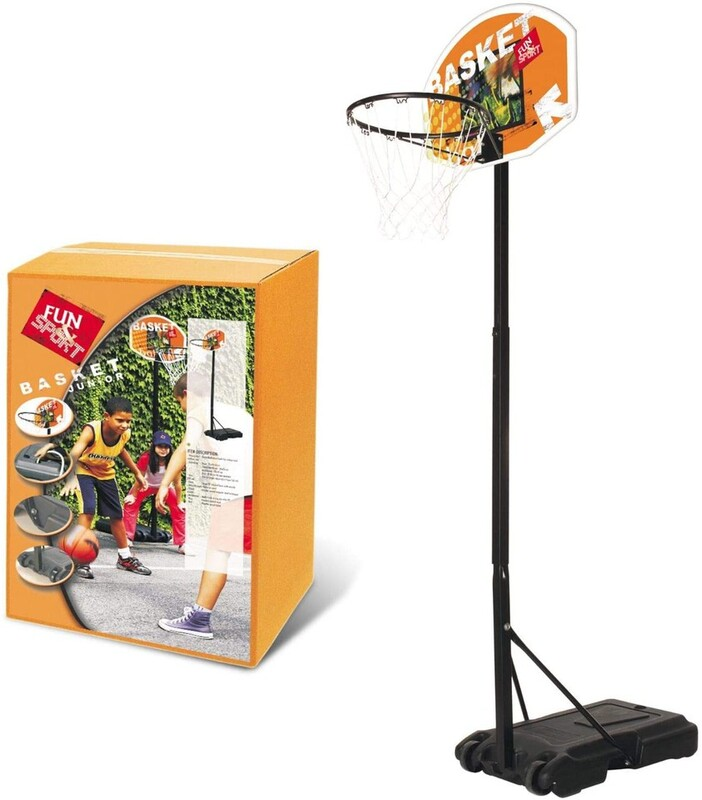 MONDO - 18294 basketbalový koš set 205cm