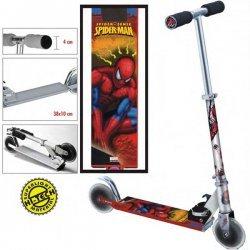 MONDO - skládací koloběžka Spiderman New