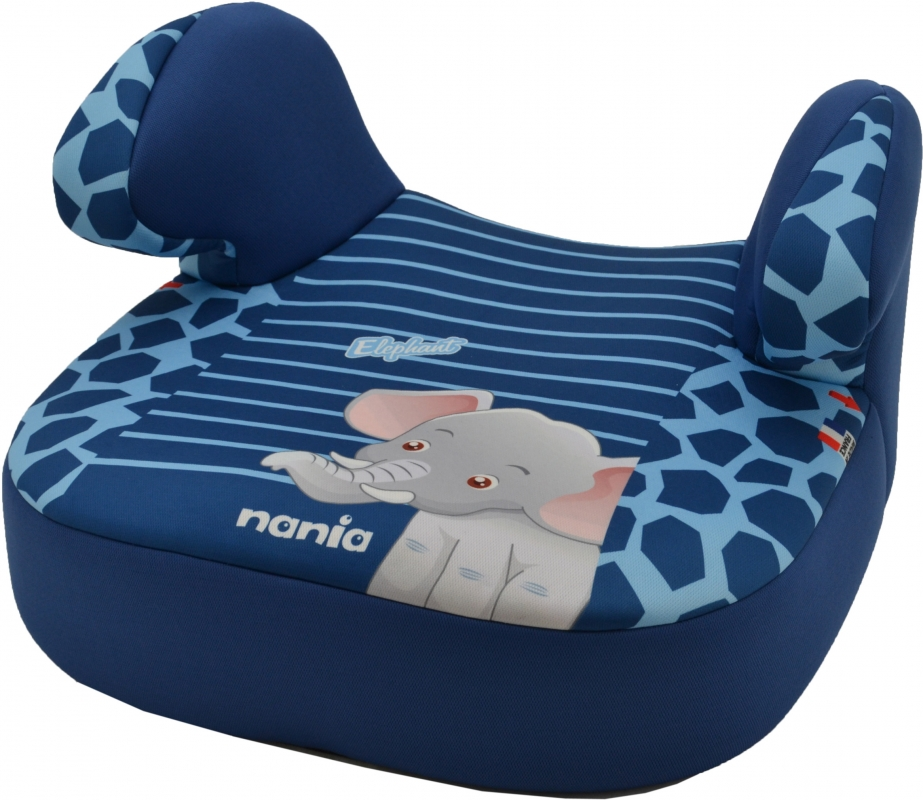 Nania - Autosedačka Dream + Elephant 9-36 kg