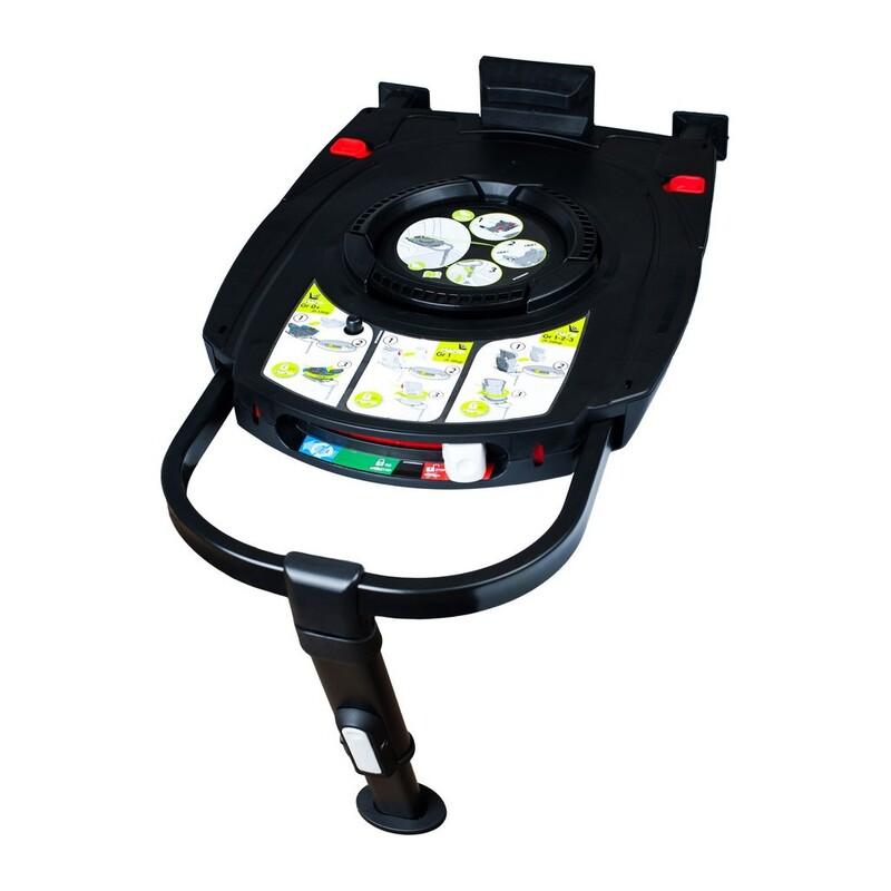 NANIA - Isofixová základna pro autosedačky Migo Solar