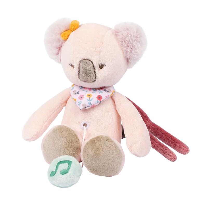 NATTOU - Hračka plyšová hudební koala Iris IL 28 cm