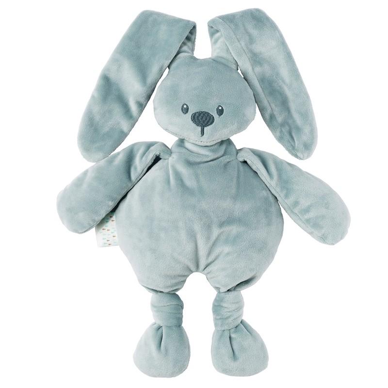 NATTOU - Hračka plyšová zajíček Lapide Cuddly coppergreen 36 cm