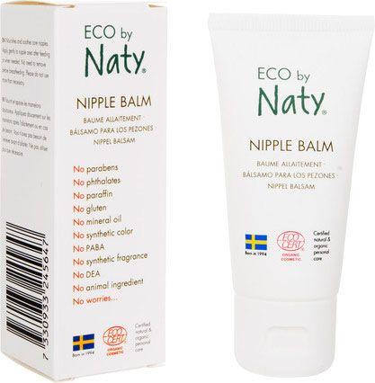NATY NATURE BABYCARE - Balzám dámský na bradavky 30ml Naty Nature Babycare