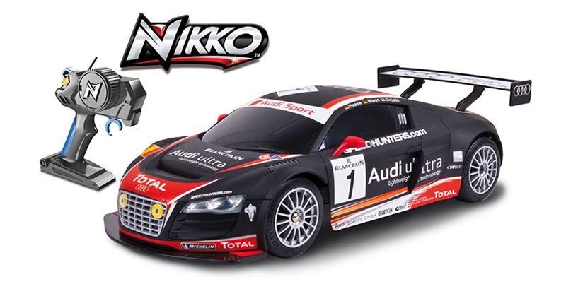NIKKO - Audi R8 2014 auto na dálkové ovládání