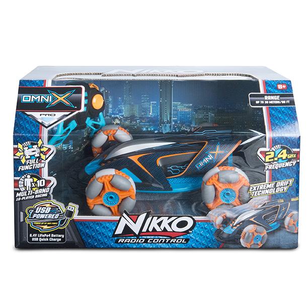 NIKKO - Auto na dálkové ovládání Omnix