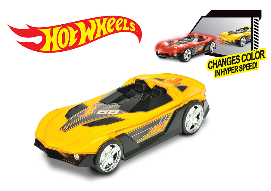 NIKKO - Hot Wheels Hyper Racer