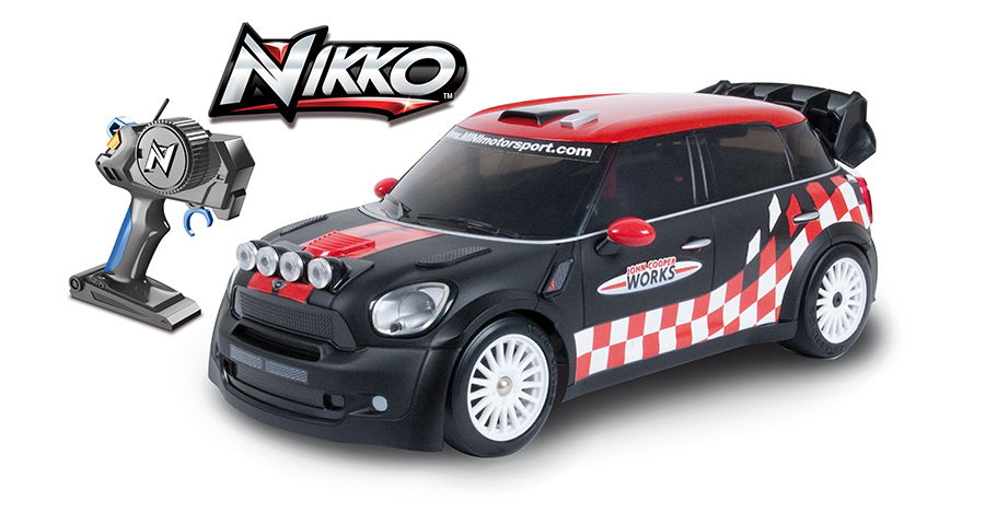 NIKKO - RC Mini Countryman WRC 1:16