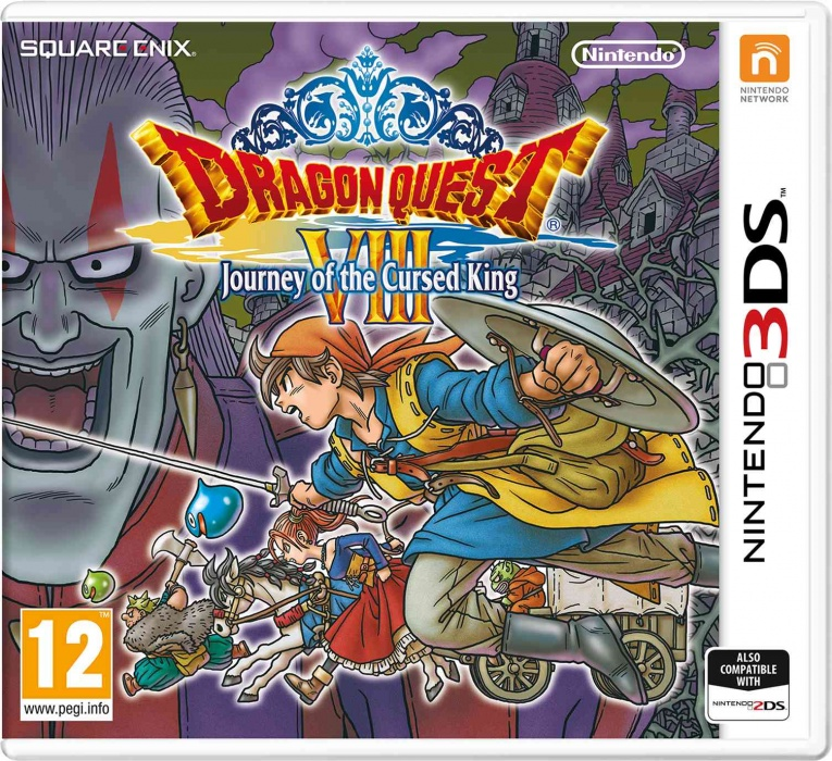 NINTENDO - 3DS Dragon Quest VIII: Journey of the Cursed King