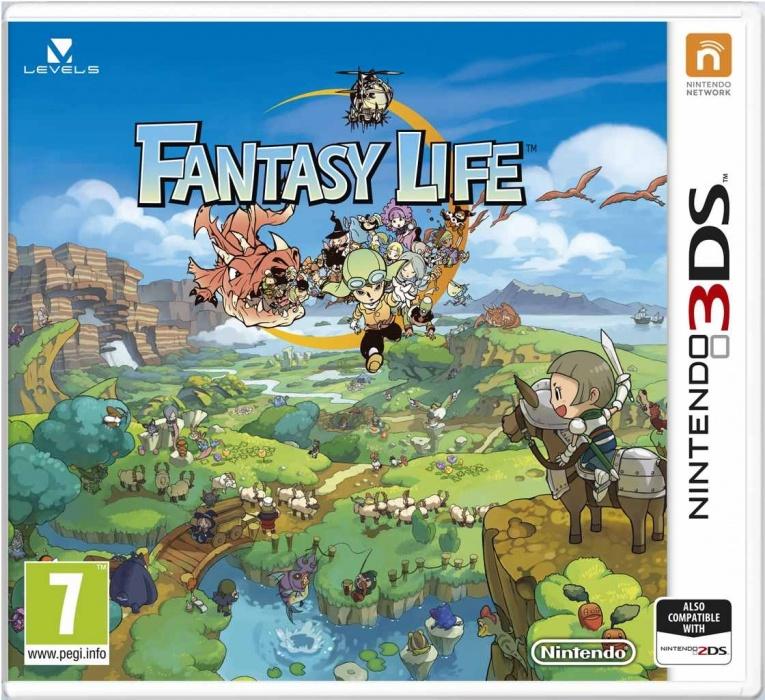 NINTENDO - 3DS Fantasy Life