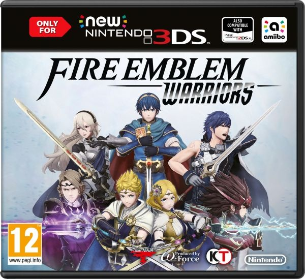 NINTENDO - 3DS Fire Emblem Warriors