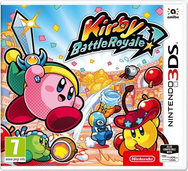 NINTENDO - 3DS Kirby Battle Royale