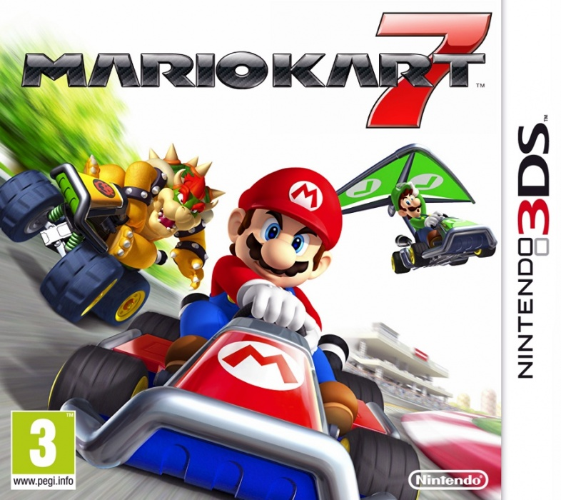 NINTENDO - 3DS Mario Kart 7