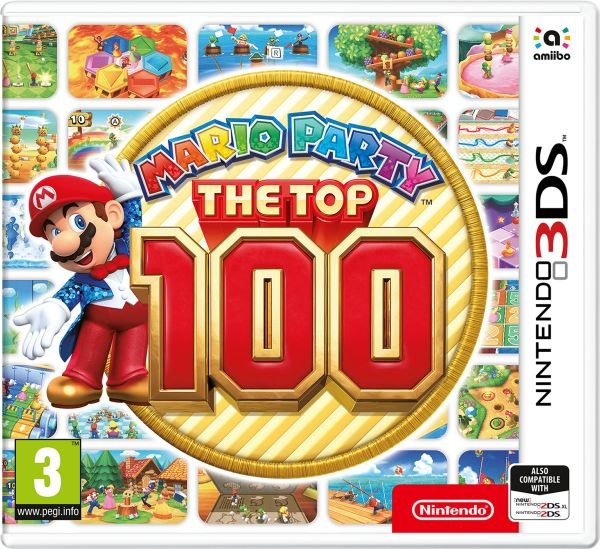 NINTENDO - 3DS Mario Party: The Top 100