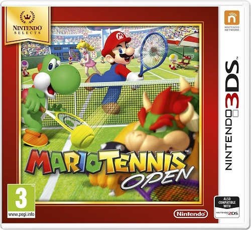 NINTENDO - 3DS Mario Tennis Open Select