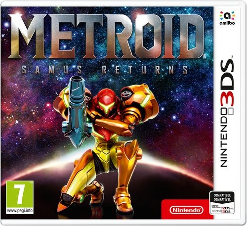 NINTENDO - 3DS Metroid: Samus Returns