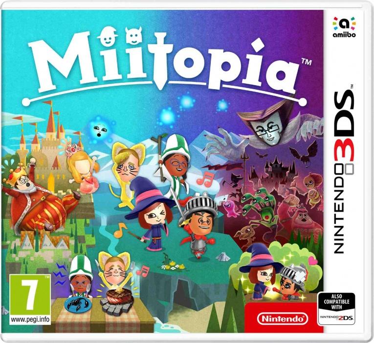 NINTENDO - 3DS Miitopia