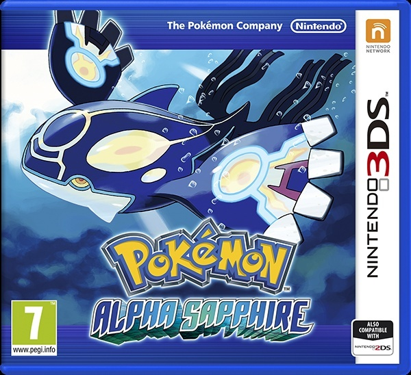 NINTENDO - 3DS Pokémon Alpha Sapphire