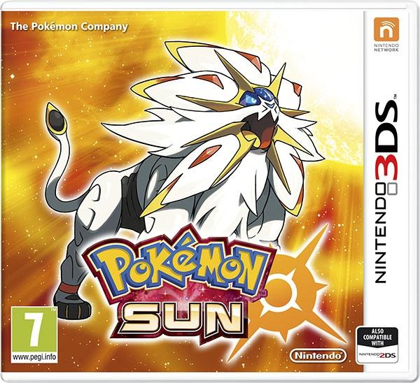 NINTENDO - 3DS Pokémon Sun