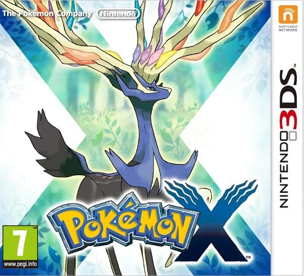 NINTENDO - 3DS Pokemon X