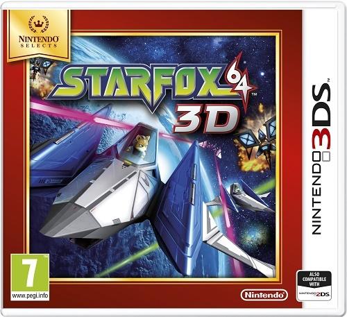 NINTENDO - 3DS Star Fox 64 3D Select