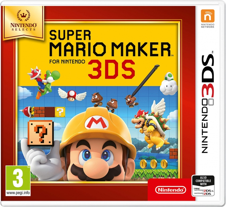 NINTENDO - 3DS Super Mario Maker Select
