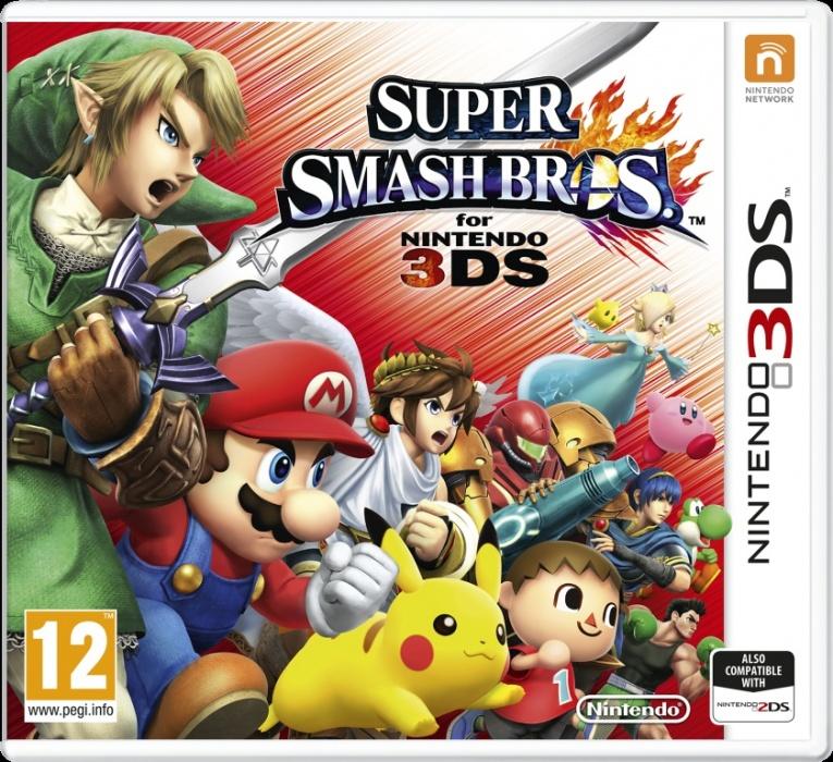 NINTENDO - 3DS Super Smash Bros