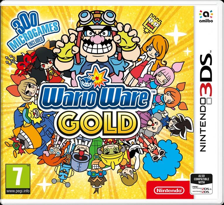 NINTENDO - 3DS WarioWare Gold