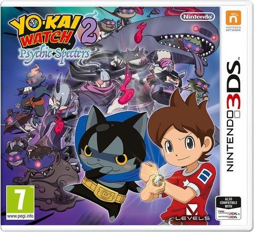 NINTENDO - 3DS YO-KAI WATCH 2: Psychic Specters