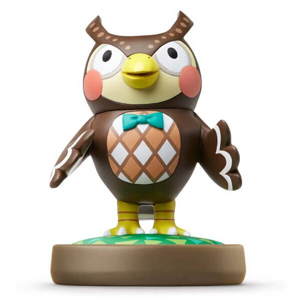 NINTENDO - amiibo Animal Crossing Blathers