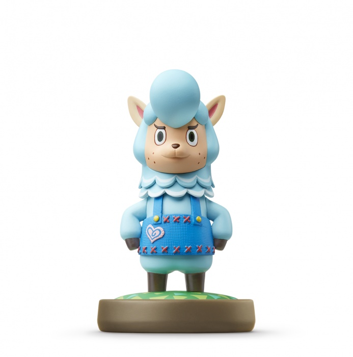 NINTENDO - amiibo Animal Crossing Cyrus